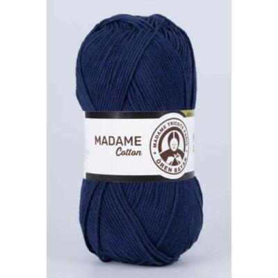 Madame Cotton 011 Marine kék