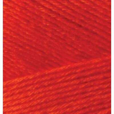 Alize Bamboo Fine 56 Red