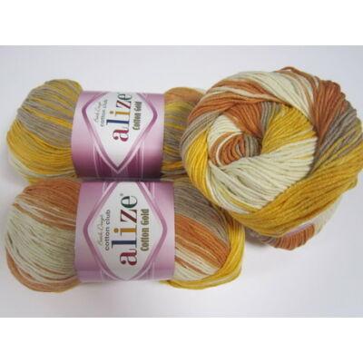 Cotton Gold Batik 6520
