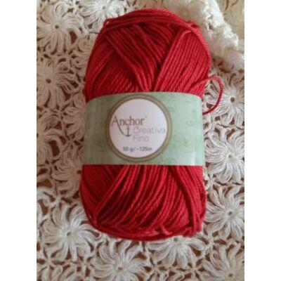 Anchor Creatíva-Fino 0424 piros