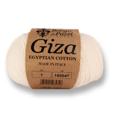 Giza 01 Hófehér