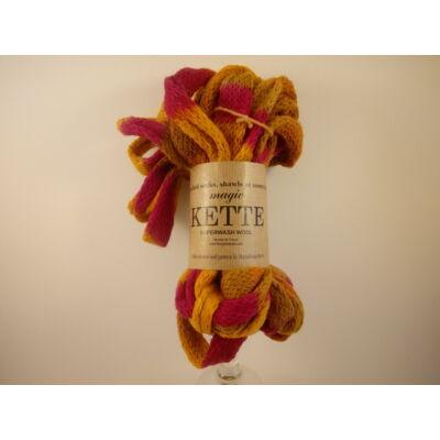 Magic KETTE 2 narancs-pink-barnás