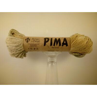 PIMA 26 zöld-világs barna cirmos