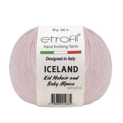 Iceland Világos Rózsaszín 060
