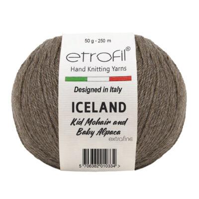 Iceland Világos Barna 095