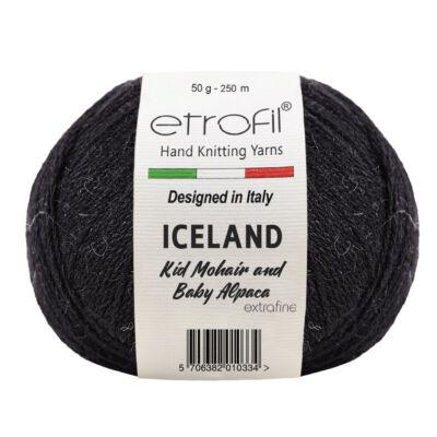 Iceland Fekete 191