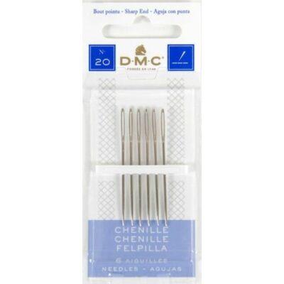 DMC hegyes tű 20 nagyfejű