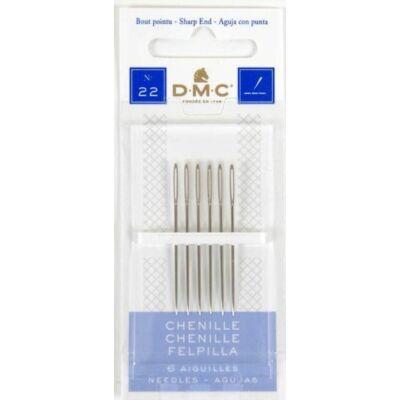 DMC hegyes tű 22 nagyfejű