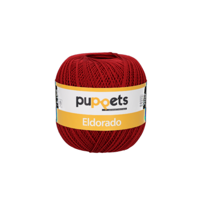 Puppets Eldorado 27/4321 Burgund 50g