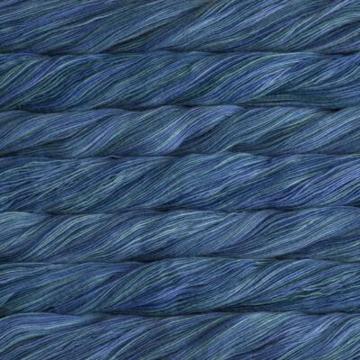 Malabrigo Lace Emerald Blue 137