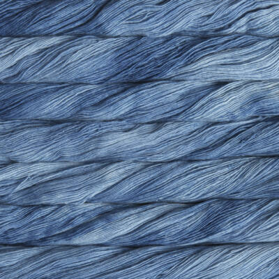 Malabrigo Lace Continental Blue 026
