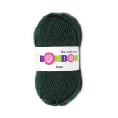 Bonbon Kalin 321 Sötét zöld