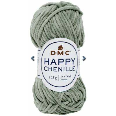 DMC Happy Chenille 23 mohazöld