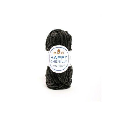 DMC Happy Chenille 22 fekete