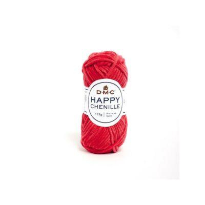 DMC Happy Chenille 34 piros