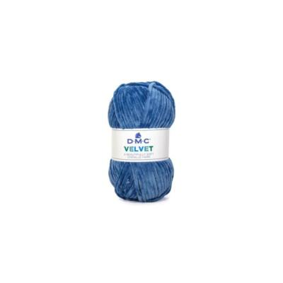 DMC Velvet  Kék 008