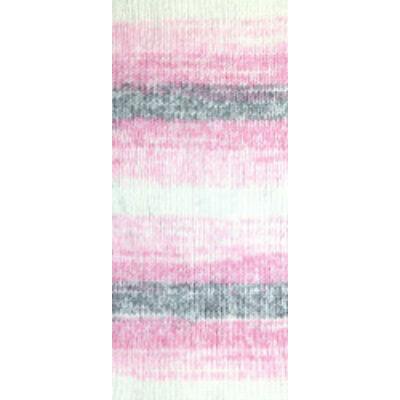 Elit Baby Mini Batik Rózsaszín-fehér-szürke