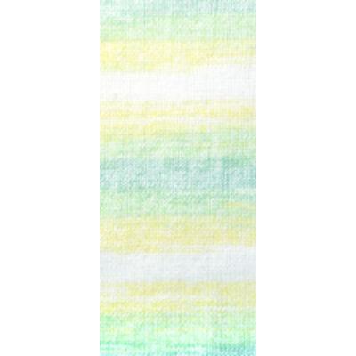 Elit Baby Mini Batik  Zöld-sárga-fehér