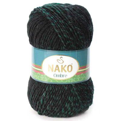 NAKO Ombre Zöld-fekete