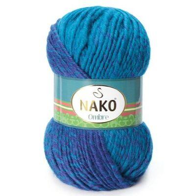 NAKO Ombre Kék