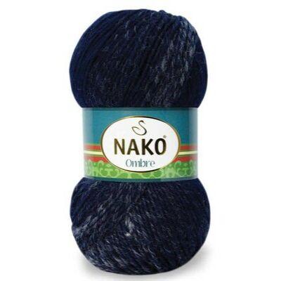 NAKO Ombre Kék-Szürke
